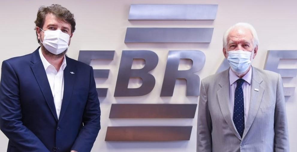Fernando Moraes é o novo presidente do Conselho Deliberativo do Sebrae/PR