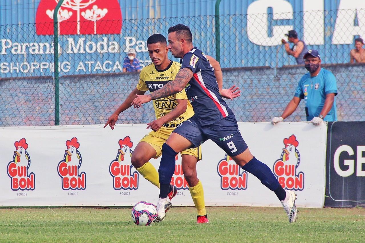 FC Cascavel empata com o Cianorte fora de casa