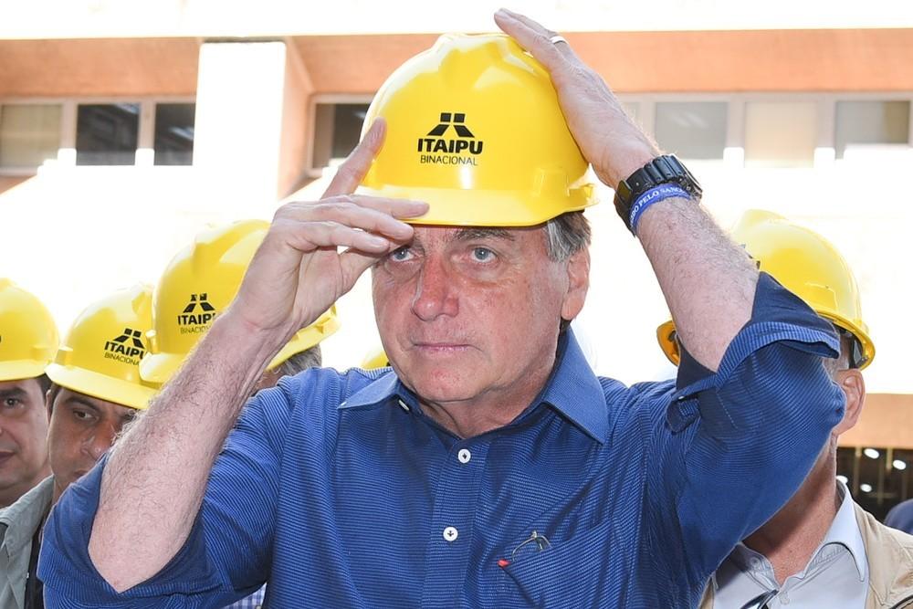 """""""A Itaipu Binacional é um orgulho para todos nós; e agora com sobras para execução de obras"""""""
