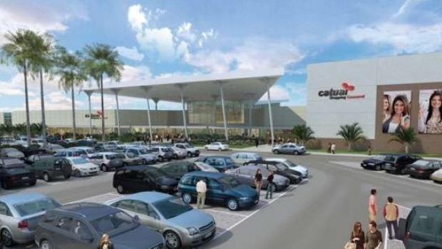 Shopping Catuaí Cascavel não será construído ?