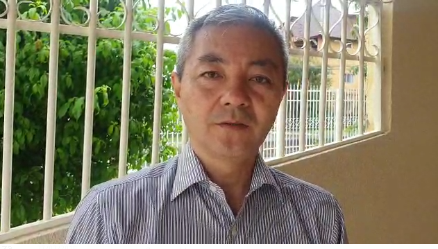 "Deputado Coronel Lee entrega ""Dossiê MST"" em Brasília"