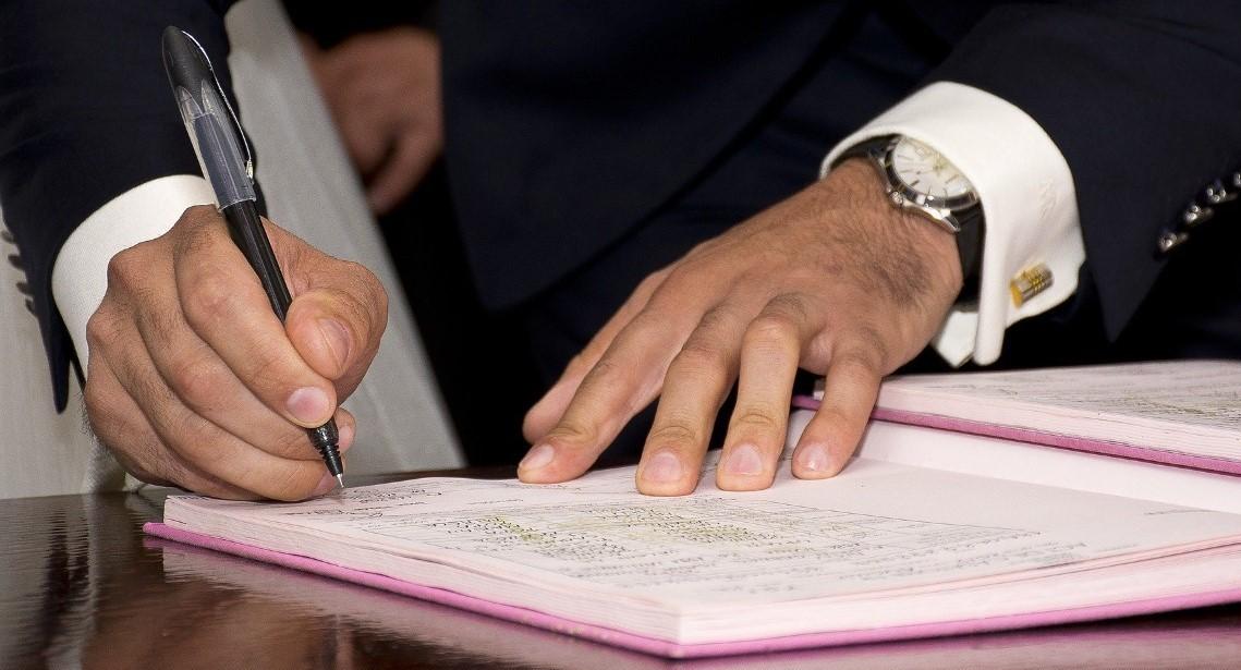 Assinatura digital substitui modelo feito de próprio punho, em papel Crédito: Narcis Ciocan-Pixabay