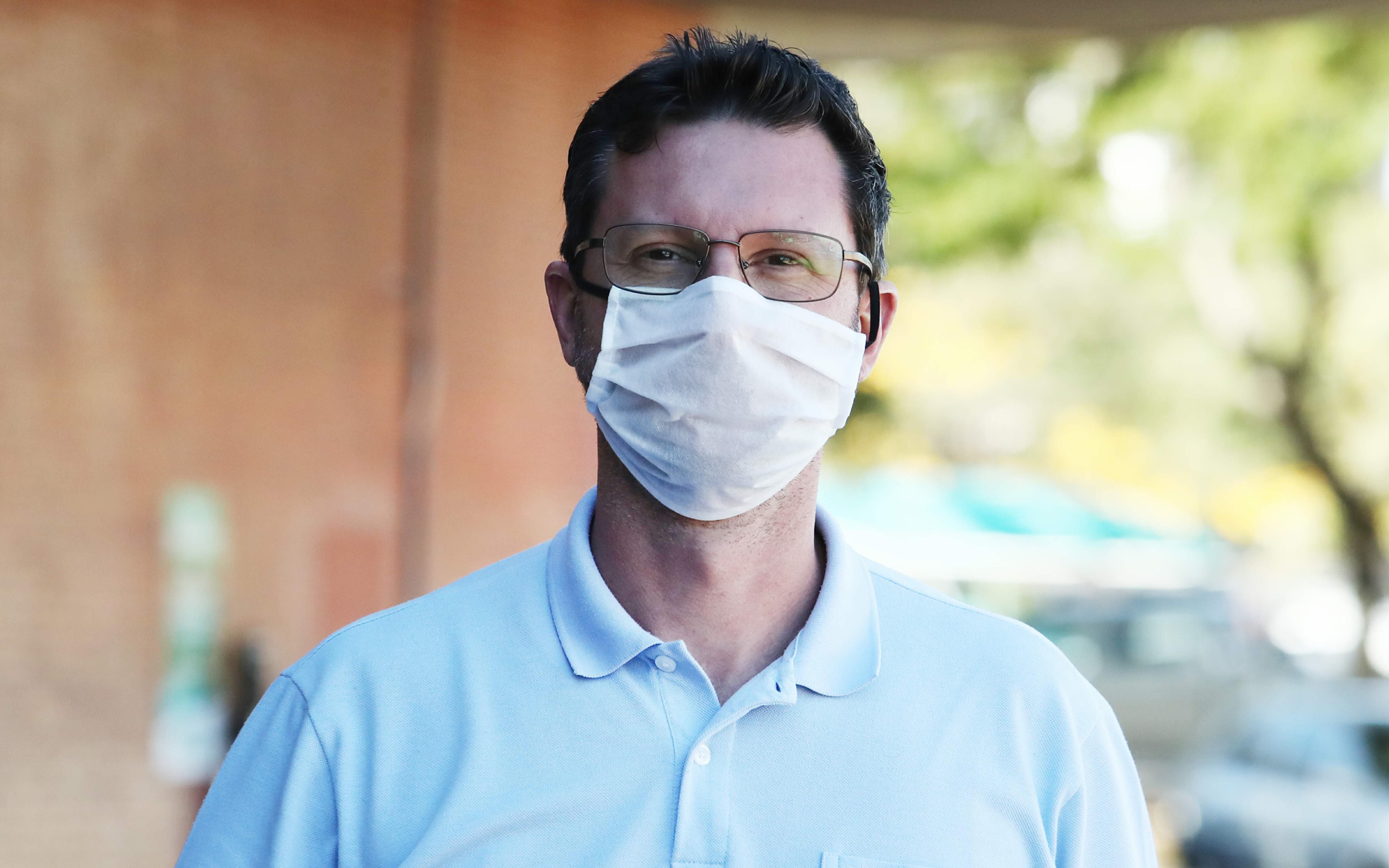 ATENÇÃO: Uso de máscaras será fiscalizado pela Vigilância Sanitária