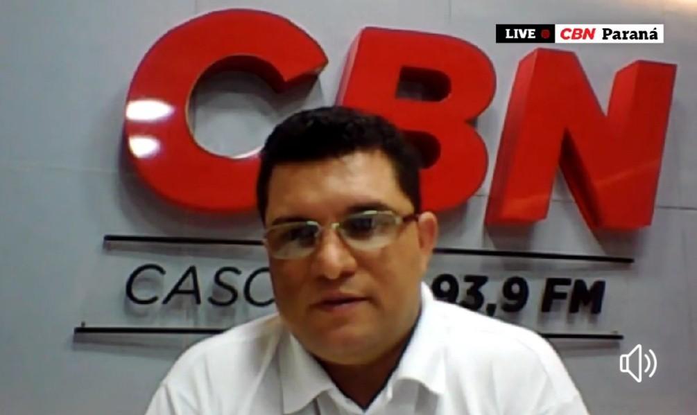 Roberto Benjamin, CBN Cascavel