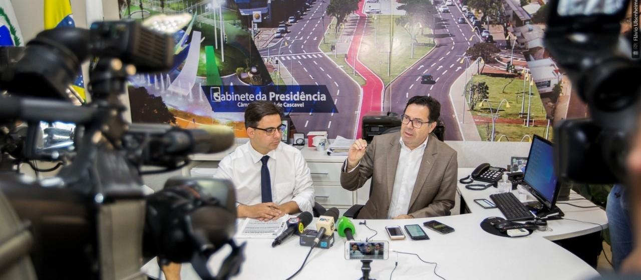 Câmara arquiva denúncia contra vereador Misael Júnior