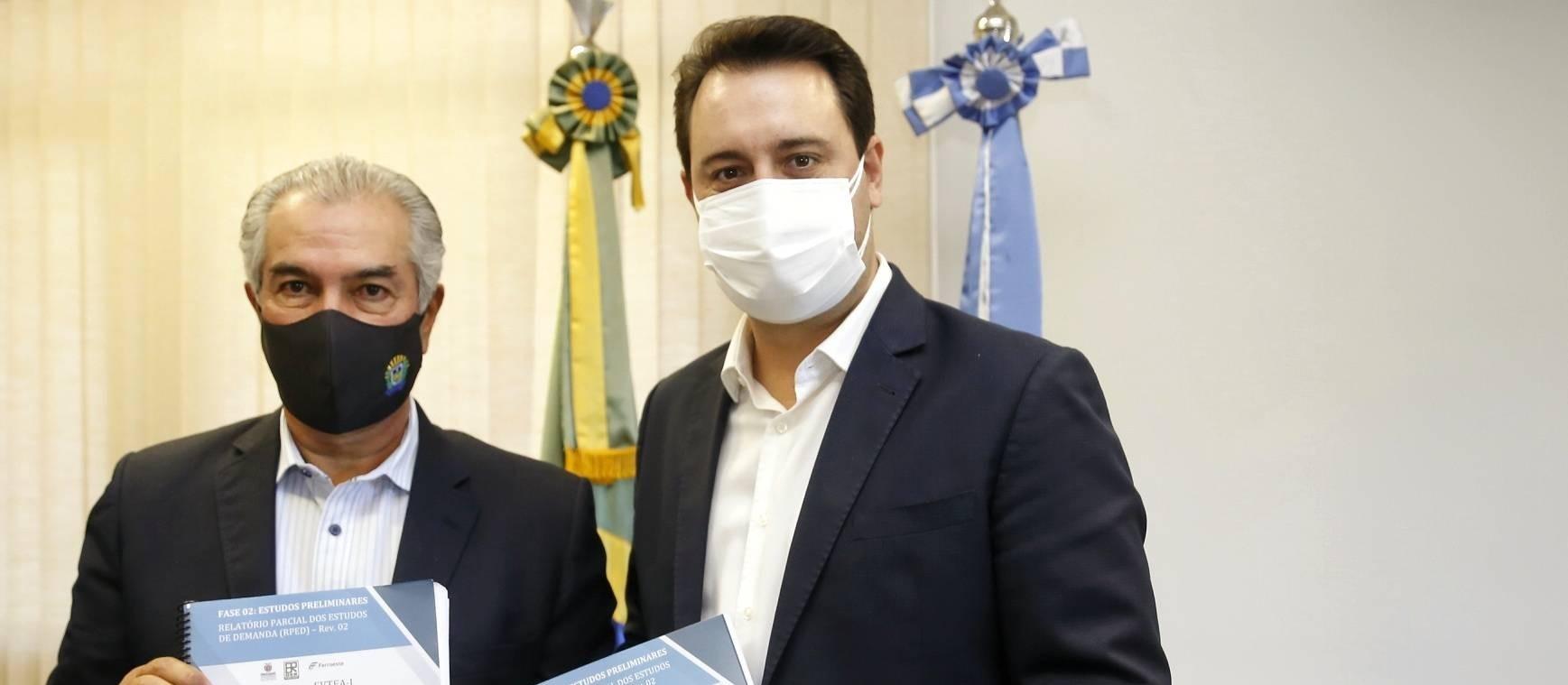 Estudo destaca que Nova Ferroeste vai diminuir em 27% o Custo Brasil