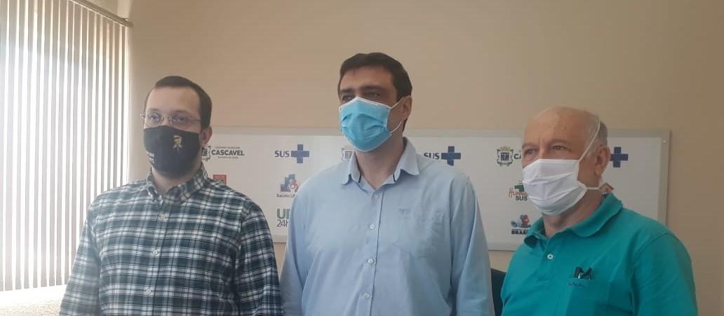 Secretaria de Saúde de Cascavel recebe recursos no ordem de R$ 1 milhão