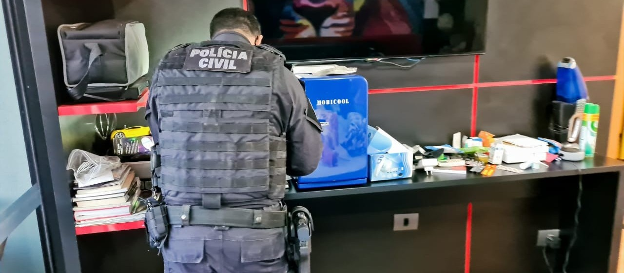 Operação mira associação criminosa por comercializar pontos na CNH