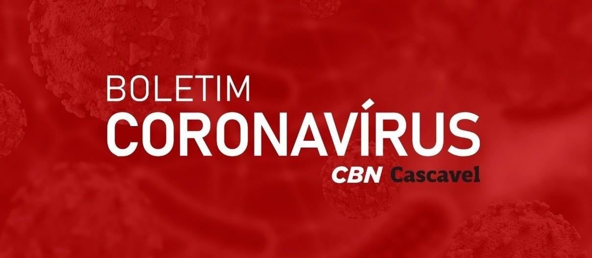 Boletim aponta mais três mortes e 143 casos de  Covid-19