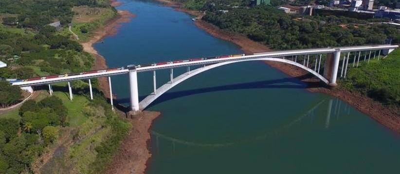 Governo Federal garante recursos à saúde de Foz para reabrir Ponte da Amizade
