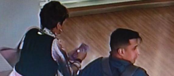 Polícia divulga imagens de suspeitas de furtos em ônibus