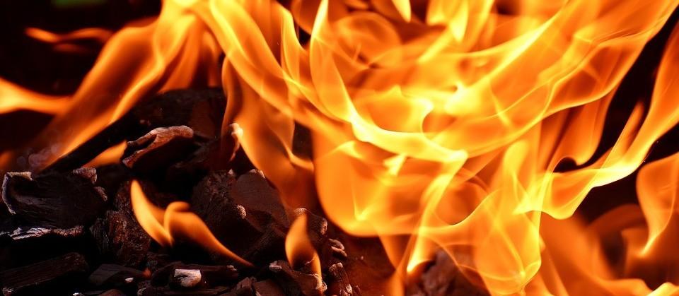 20 alqueires de terra são atingidos pelo fogo