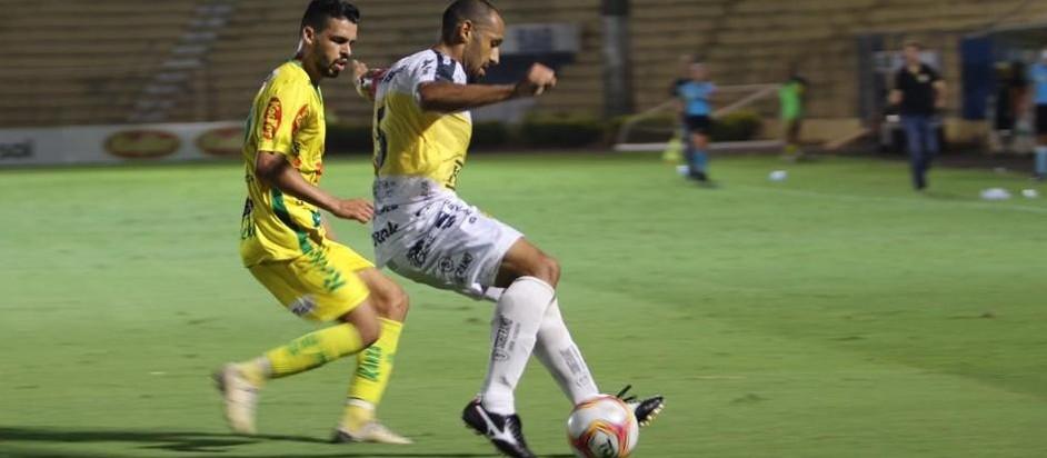 FC Cascavel é goleado pelo Mirassol no interior de São Paulo