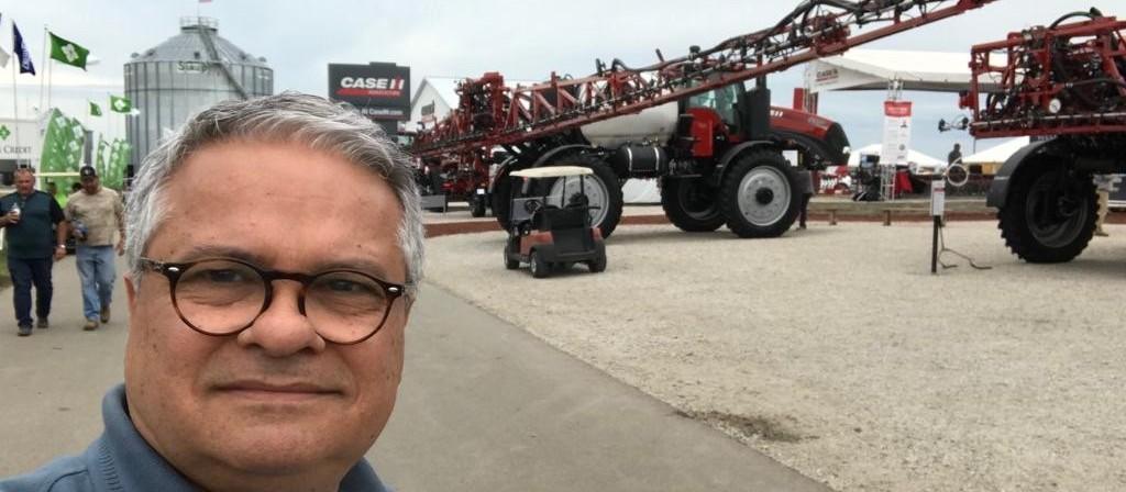 Farm Progress Show é a maior feira de tecnologia agrícola do mundo