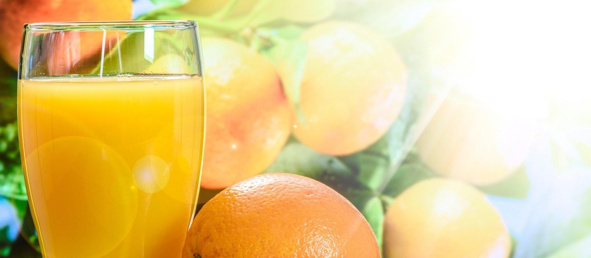 Exportações de suco de laranja cresceram 17% no Brasil