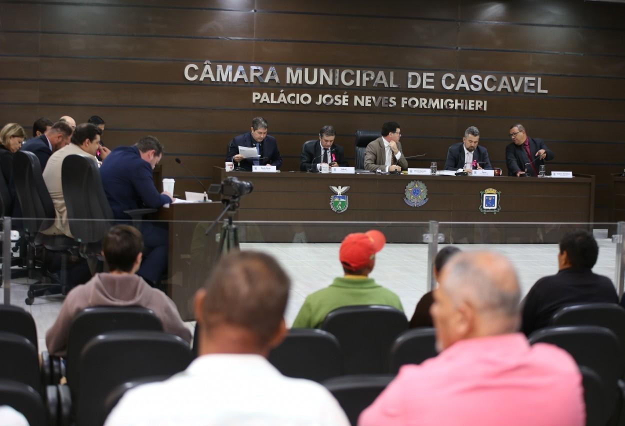 Câmara aprova projeto que regulariza ocupação no Jardim Veneza