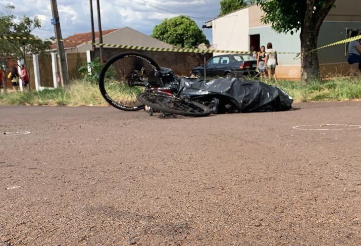 Polícia investiga morte de jovem, baleado no Bairro Santa Cruz