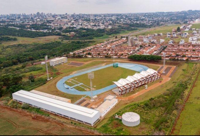 Centro Nacional de Treinamento  de Atletismo deverá ser inaugurado na semana que vem