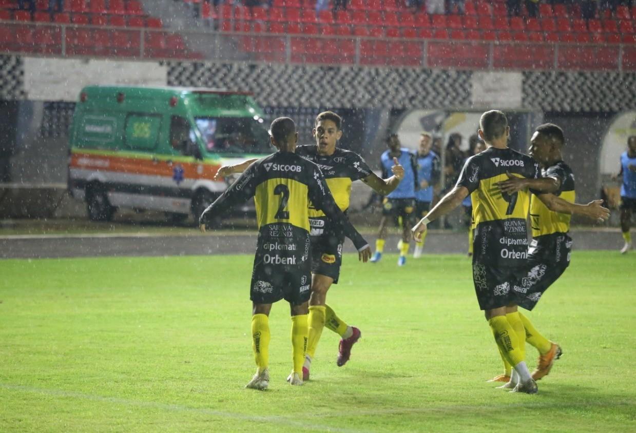 FC Cascavel vence Operário no Olímpico  por 1x0