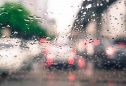Quinta-feira com muita chuva em Cascavel