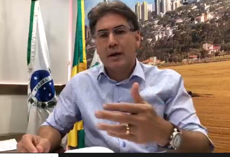 Paranhos anuncia investimento de R$ 450 mil para castração de animais
