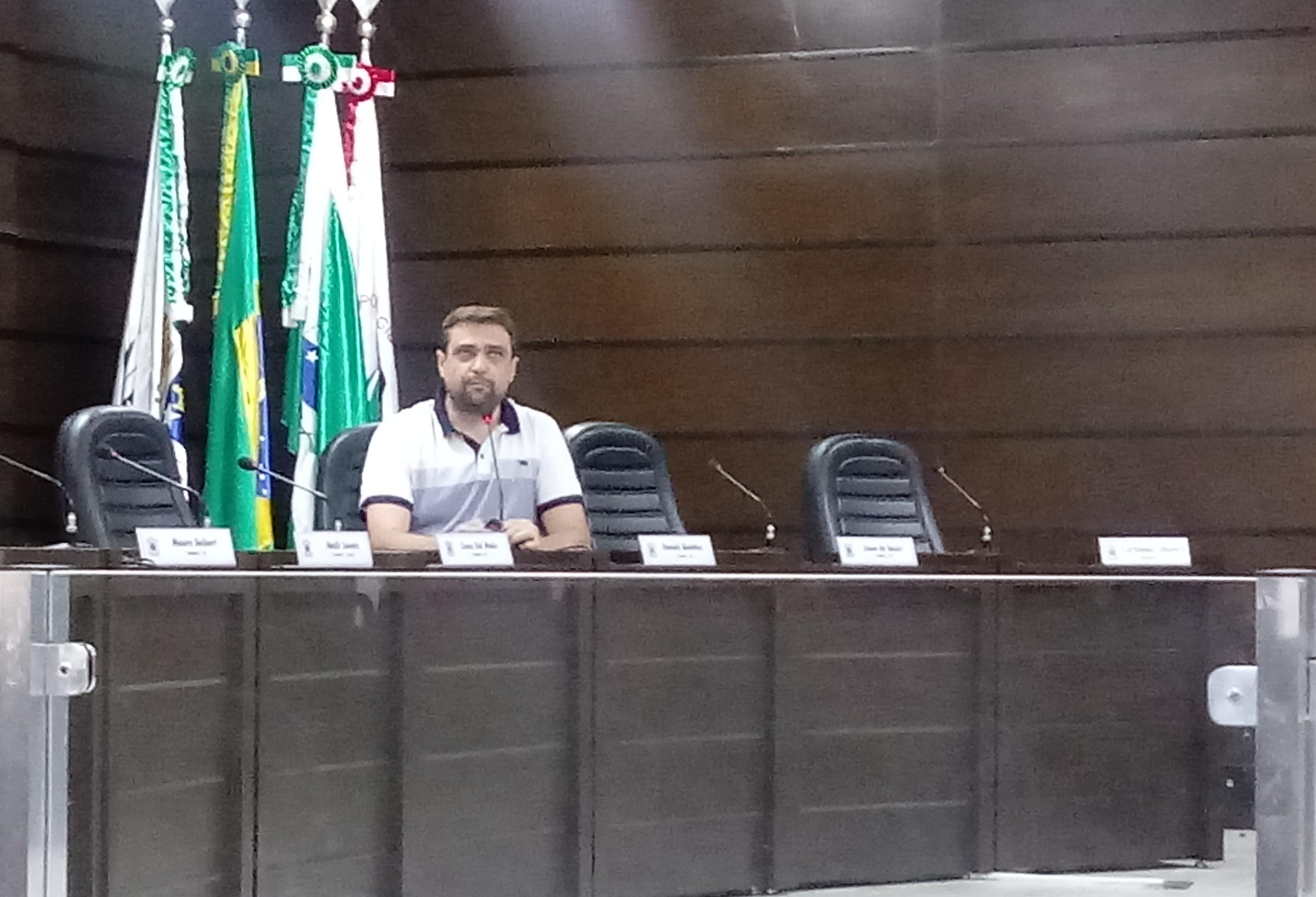Secretaria de Saúde presta contas na Câmara Municipal