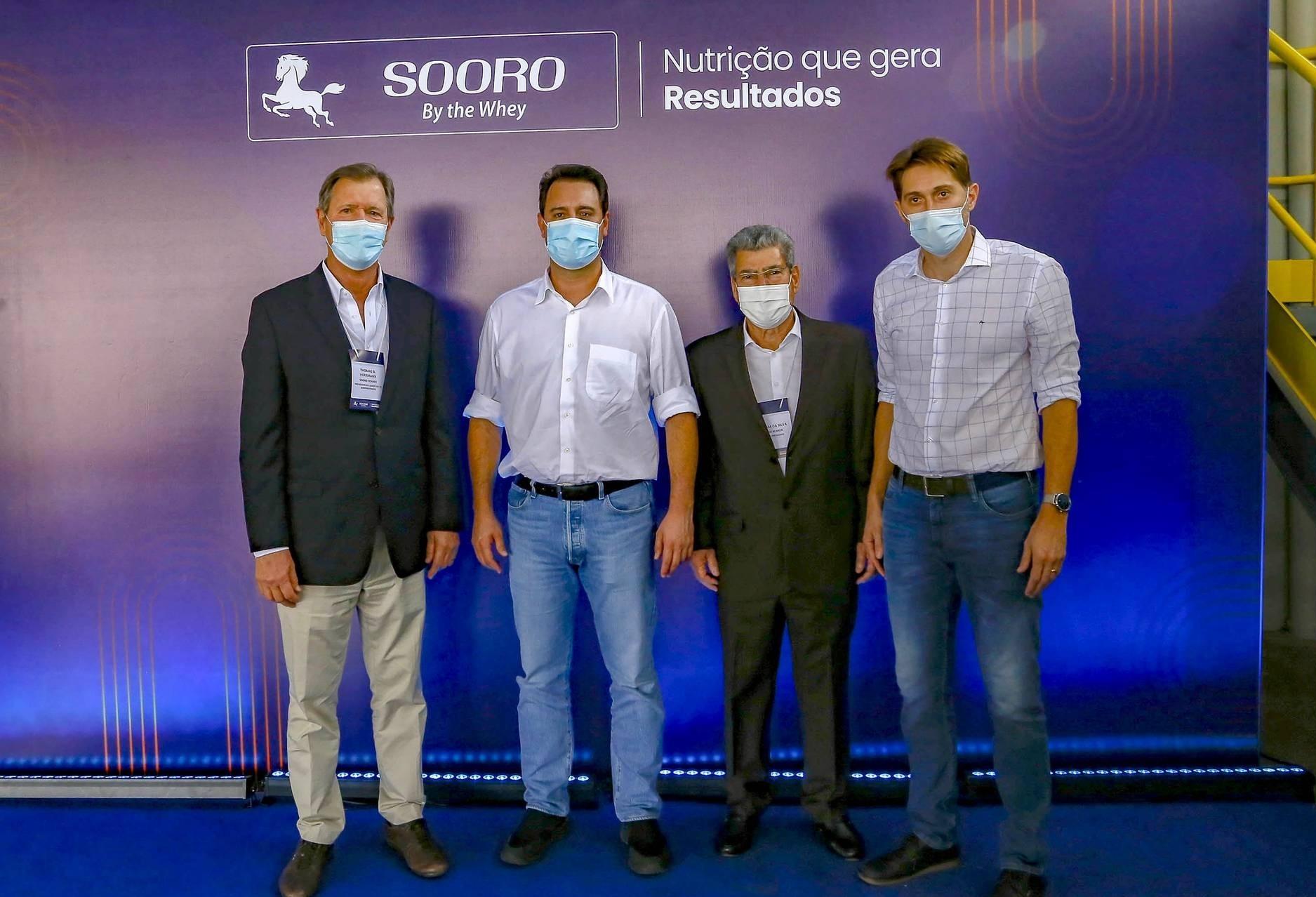 Nova planta de proteína de soro de leite de Marechal Cândido Rondon é a maior da América Latina