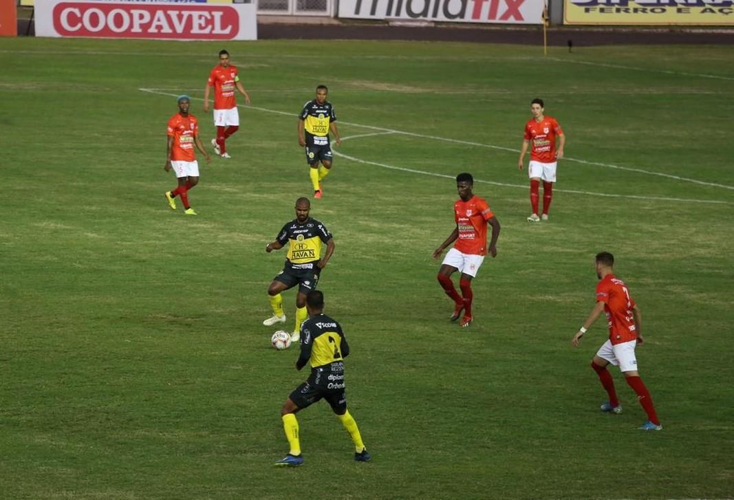 FC Cascavel goleia Rio Branco por 5x0  e está na semifinal