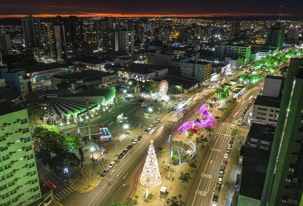 Atrações do Natal de Cascavel passam a ter novos horários