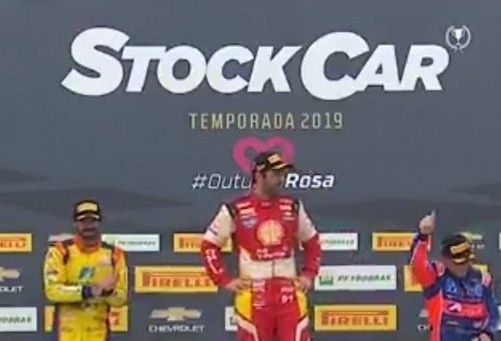 Felipe Fraga e Átila Abreu vencem etapa em Cascavel