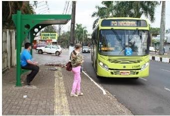 Tarifa de ônibus mais cara em Foz dia 1º de novembro