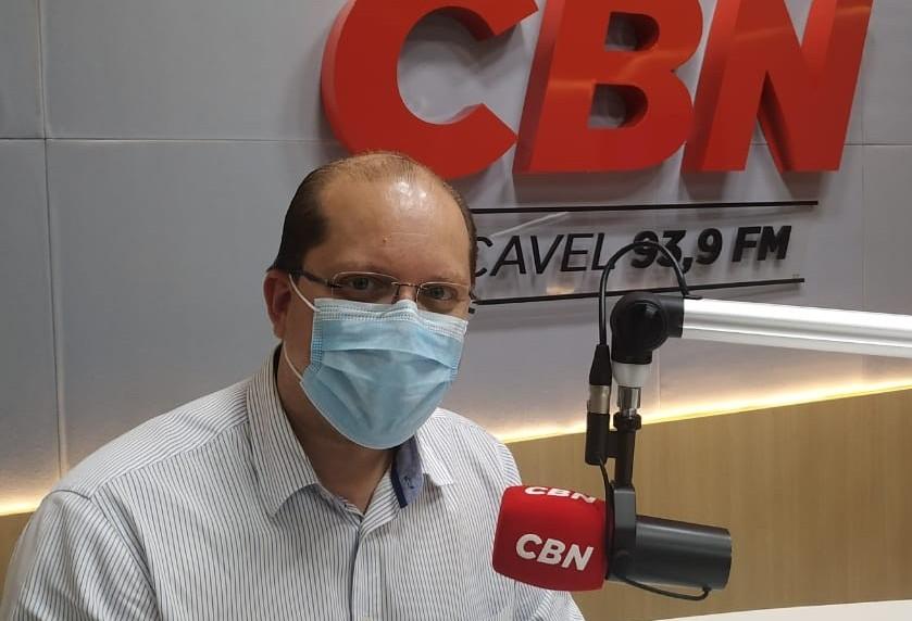 """""""A gente segue precisando intubar pacientes em casa"""""""
