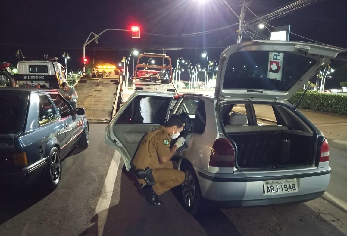 Operação Tático III  flagra 10 condutores sem habilitação