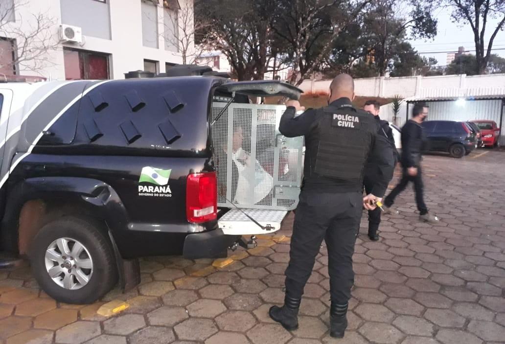 Polícia desarticula quadrilha especializada em tráfico de drogas em Cascavel