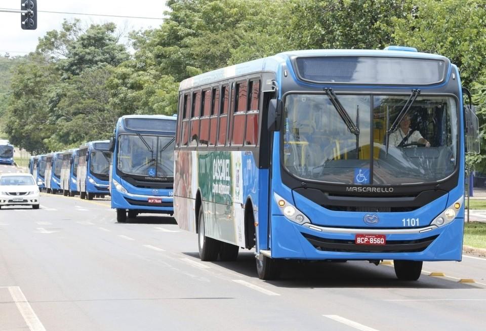 Transporte coletivo de Cascavel pode rodar com 70% da capacidade
