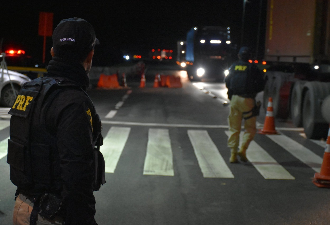 Acidentes e morte na região Oeste; PRF fiscaliza rodovias