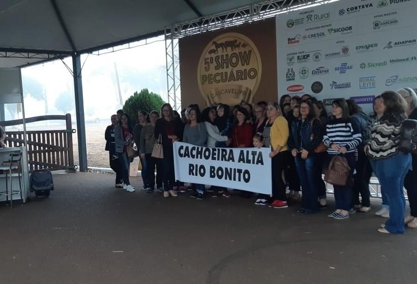 Mulheres participam de capacitação e palestras no Show Pecuário