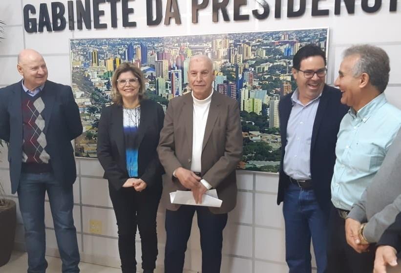 Jadir de Mattos ganha título de Cidadão Honorário de Cascavel