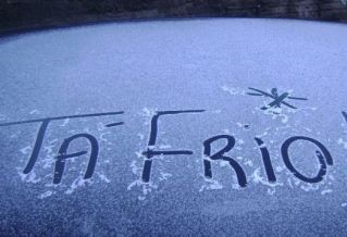 Temperaturas começam a subir nesta semana