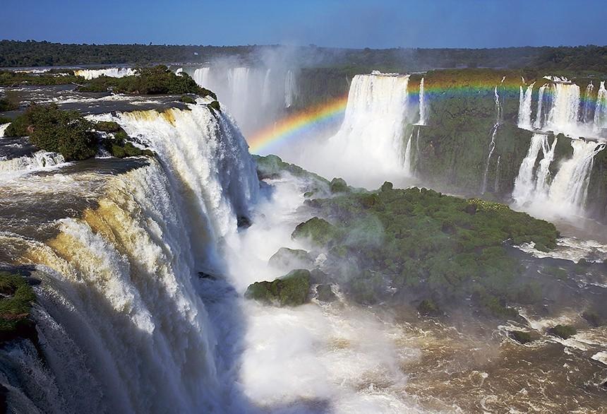 Foz do Iguaçu bate recorde histórico de visitação no 1º semestre