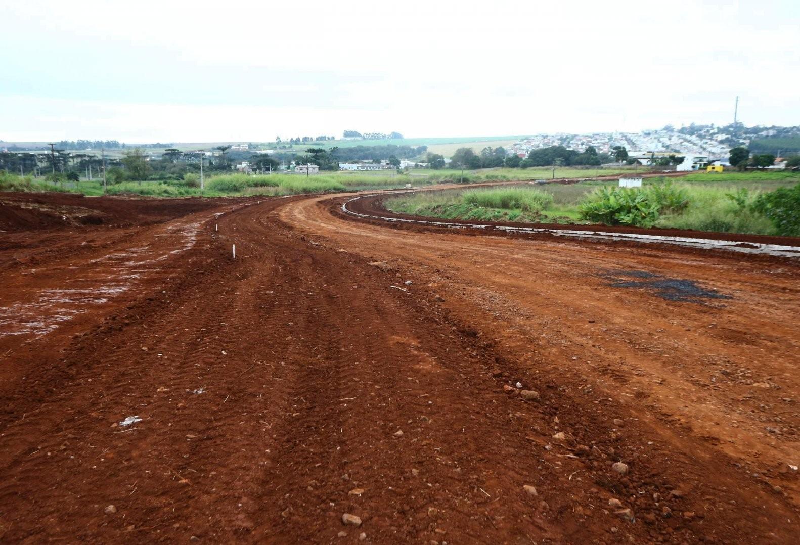 80% das obras do Ecopark Oeste estão concluídas