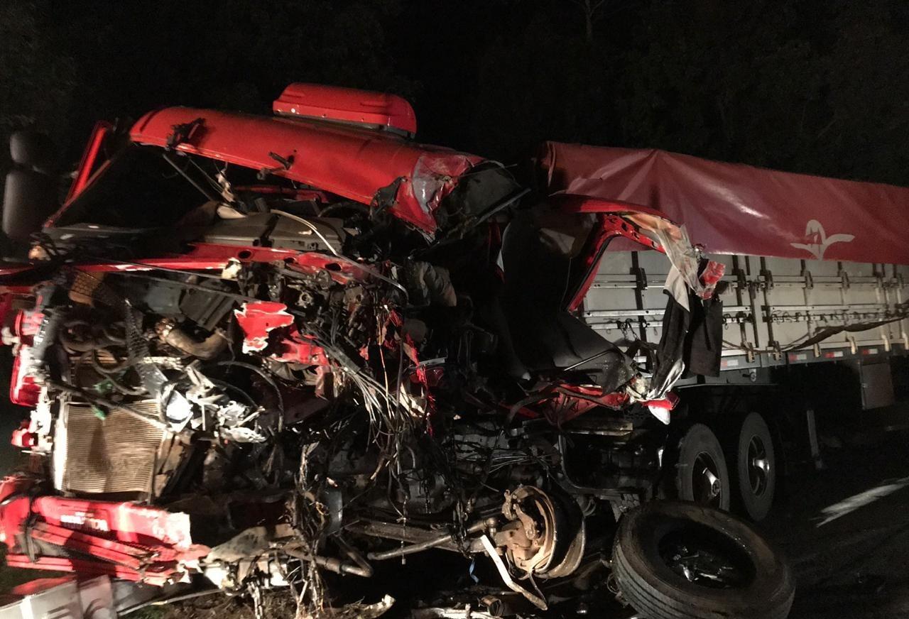 Sete ficam feridos em acidente em Laranjeiras do Sul