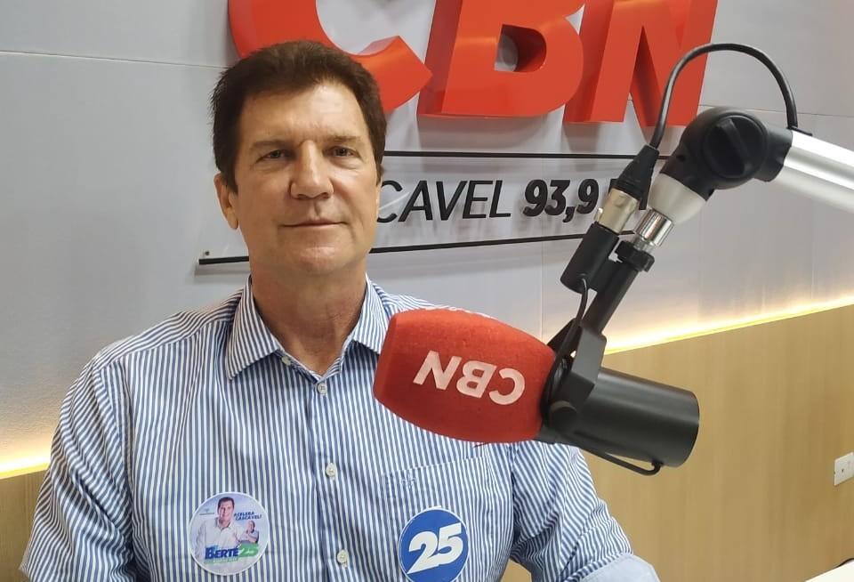"""""""O município paga em torno de R$ 6 milhões de aluguel por ano, isso nós vamos acabar"""""""