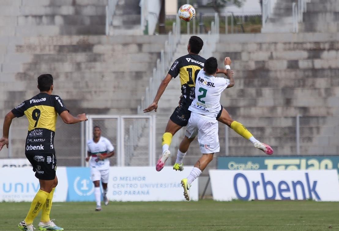 FC Cascavel vence a Portuguesa e sobe para o 3° lugar