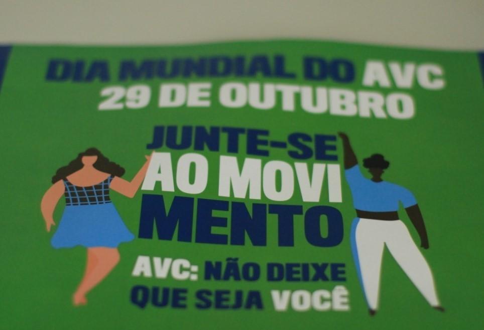 Dia Mundial do Combate ao AVC: Huop alerta para sintomas e prevenção