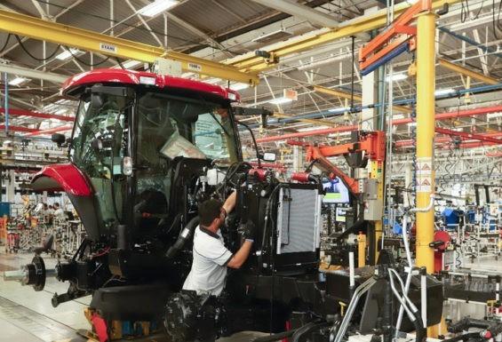 IBGE: Paraná é o estado com maior crescimento na produção industrial