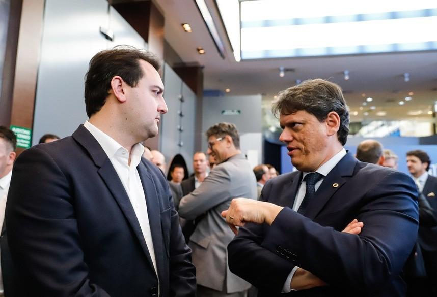 Estado e União formalizam parceria para nova concessão de rodovias