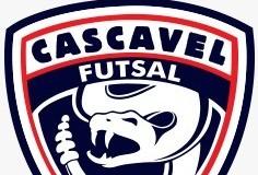 Cascavel Futsal em quadra domingo contra o Jaraguá pela Liga Nacional