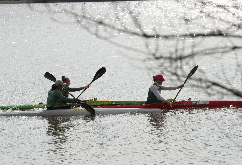 Paranaense de Canoagem vai reunir cerca de 80 atletas em Cascavel