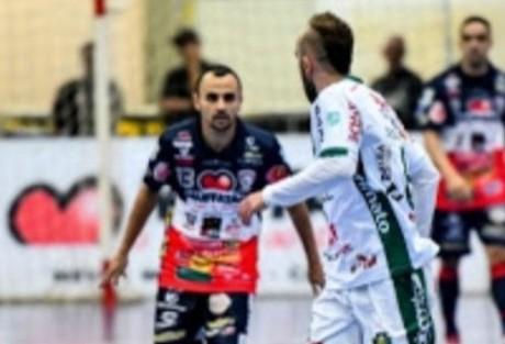 Cascavel Futsal é eliminado pelo Marreco